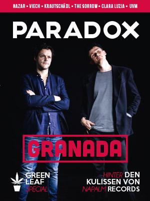 Musikmagazin - PARADOX